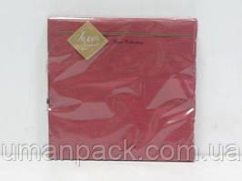 Салфетки бумажные красивые (ЗЗхЗЗ, 20шт) Luxy Бардо  (3-5) (1 пач)