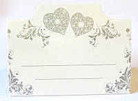 Банкетница свадебная, рассадочная карточка №107