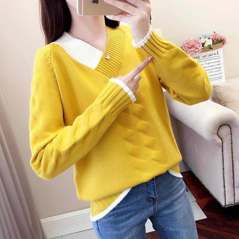 Красивый женский свитер 42-46 (в расцветках)