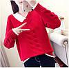 Красивый женский свитер 42-46 (в расцветках), фото 4