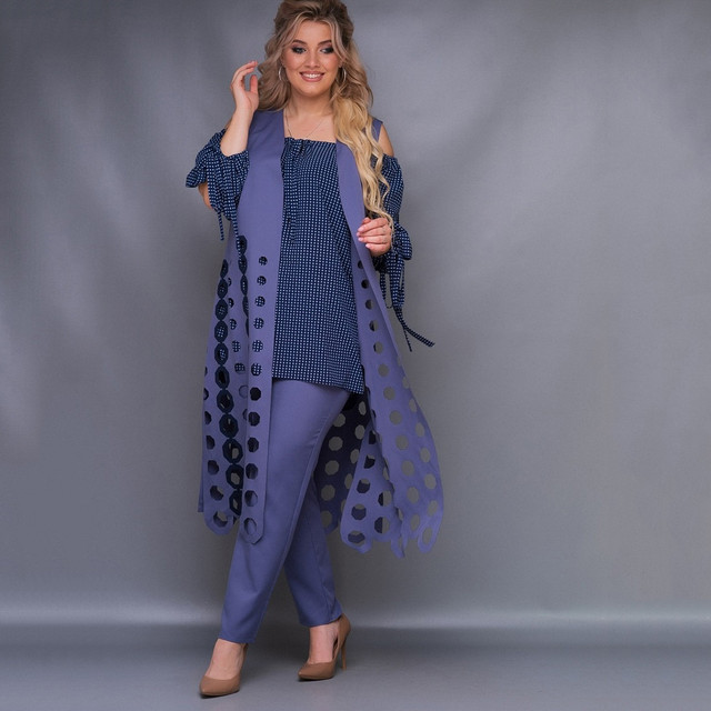 Женская одежда больших размеров: купить платье большого размера - Страница 9