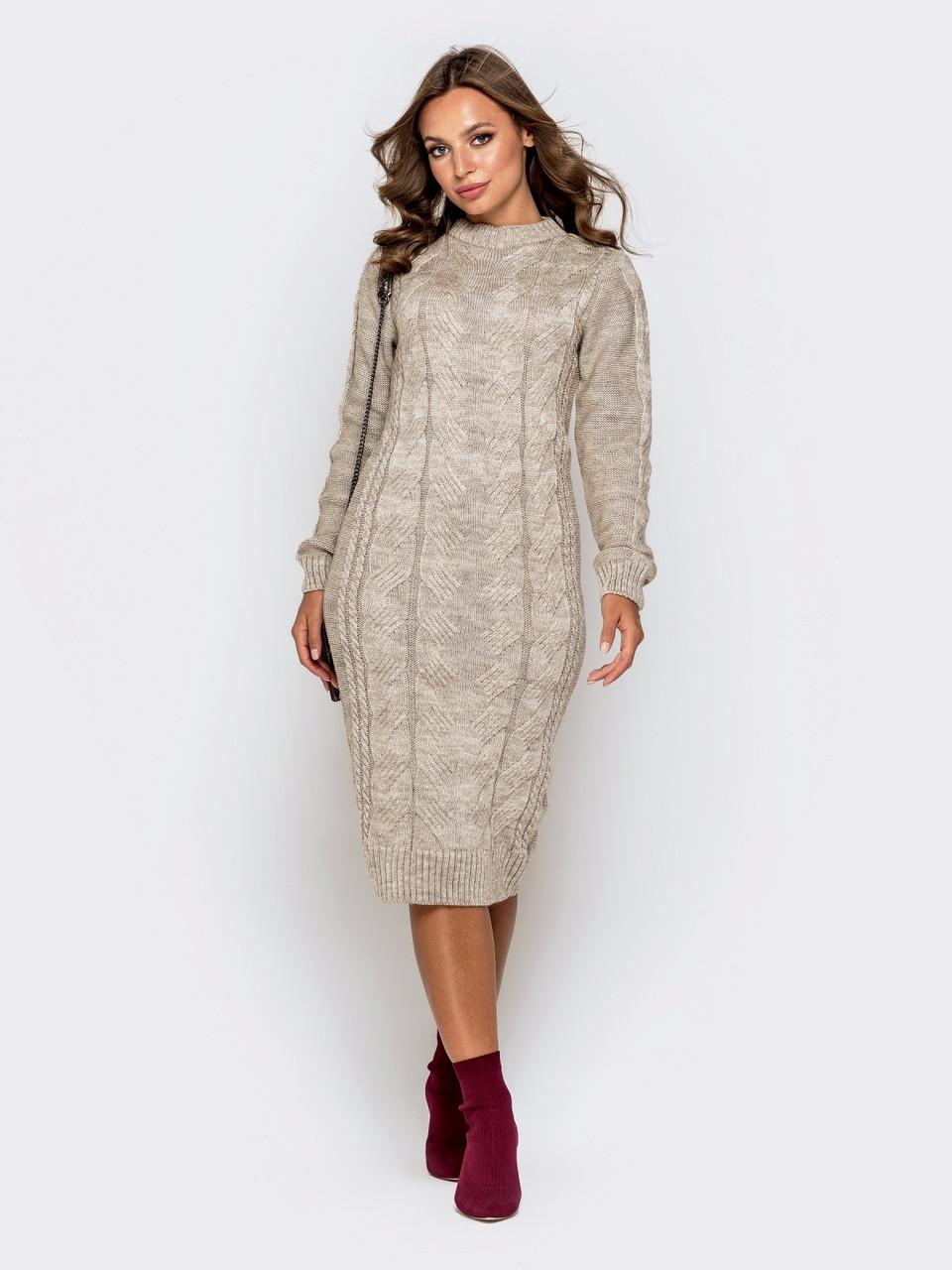 Платье вязанное Турция