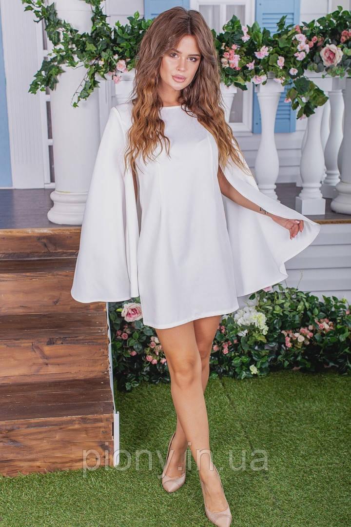 Женское Платье Кейп