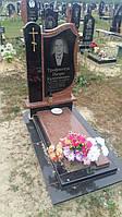 Памятник на могилу для коханого із лізник
