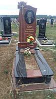 Памятник на могилу для коханого із граніту
