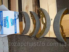 Оригінальні гальмівні колодки фірми Finwhale