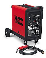 Telwin Telmig 203/2 Turbo - Сварочный полуавтомат 25-200 А