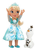 Кукла Эльза поющая Холодное сердце (My First Disney Princess Frozen Snow Glow Elsa)