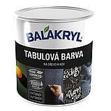 Краска грифельная, черная Balakryl 0,7кг, фото 2