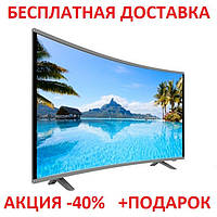 "Изогнутый Телевизор LCD LED 52"" 52TCMV Smart TV Original size TFT Full HD"