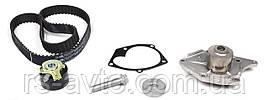 Комплект ремня ГРМ Renault Kangoo1.5 dCi Рено Клио 2 (ролик+ремень+помпа) 123x27  KP15578XS  Бельгия, фото 3