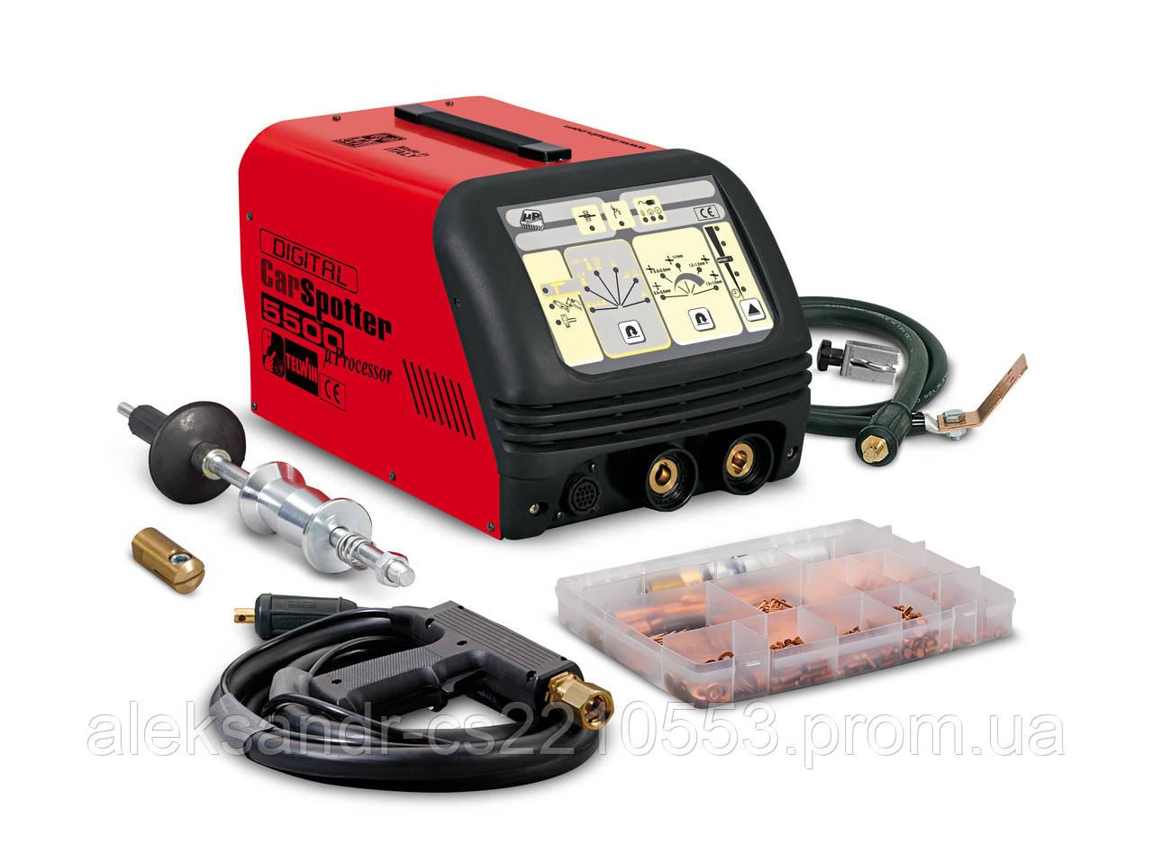 Telwin Digital Car Spotter 5500 - Апарат точкового зварювання (230V)