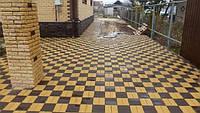 Вибролитая тротуарная плитка под ключ, фото 1