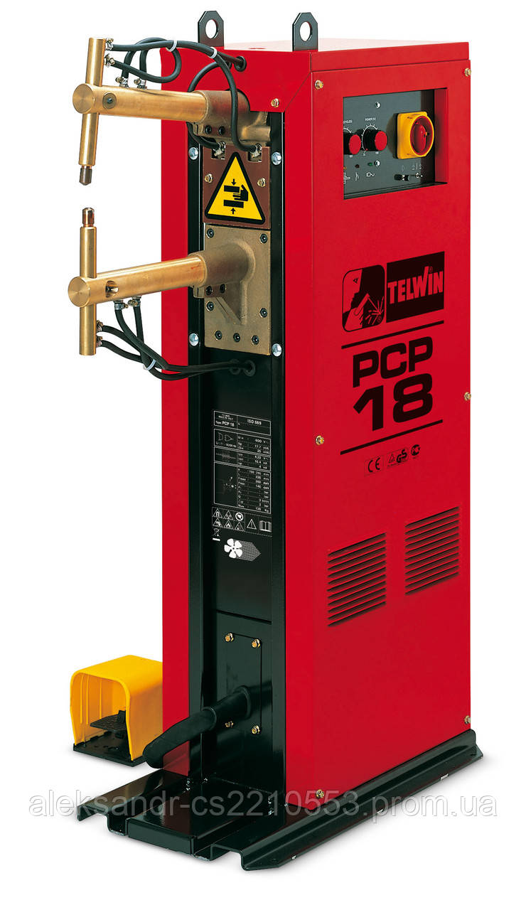 Telwin PCP 18 - Аппарат точечной сварки (400V)