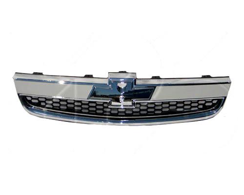 Решетка нижняя Chevrolet Captiva (FPS). 96442717