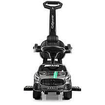 Толокар Bambi (M 4074LS-11) Серый (покраска), MP3, Mercedes AMG, фото 2