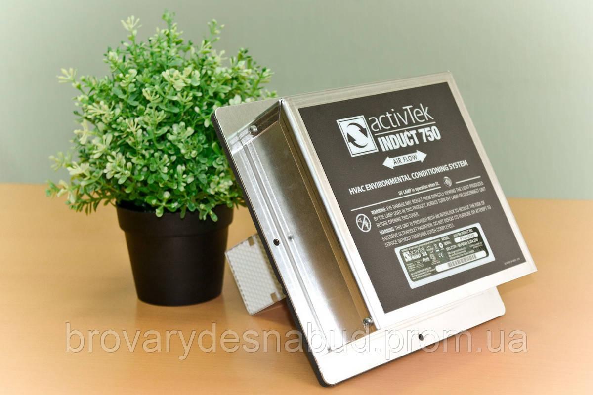 Очиститель воздуха систем вентиляции Induct 750