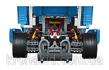 "Конструктор  Lepin 20077 ""Гоночная машина 2в1"" (аналог Lego Technic 42077), 1085 дет, фото 3"