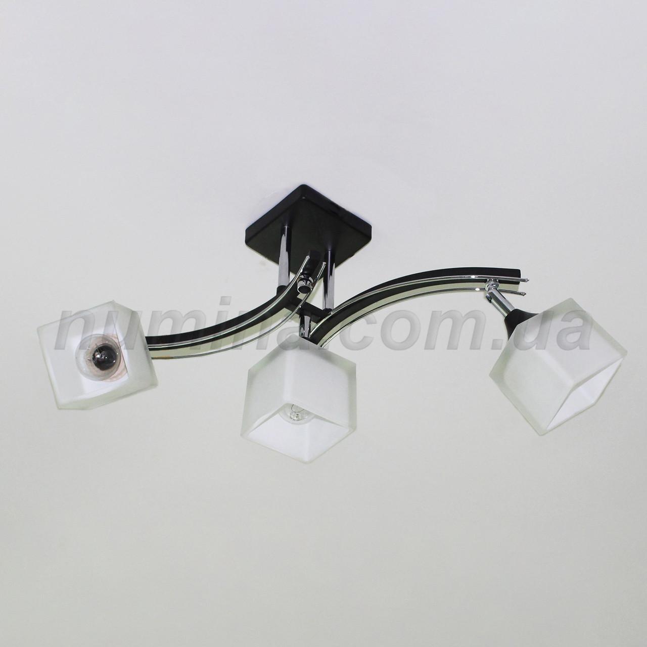 Люстра потолочная на три лампы 3-N1435/3