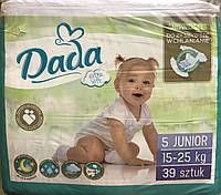Dada Extra soft р.5/39шт. дада экстра софт подгузники для детей