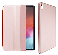 "Чехол-книжка кожа Smart Folio для Apple iPad 12.9"" Pro (2018) (rose gold)"