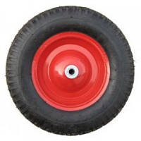 """Колесо для тачки Forte WB6414T (16""""x4.00""""-8"""", 20мм)"""