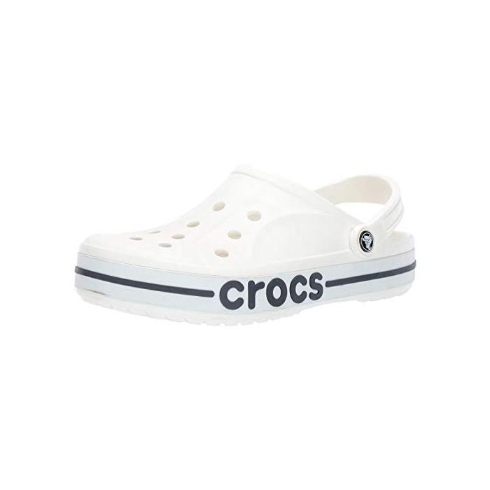 Кроксы летние Crocs Bayaband Clog белые 39 разм.