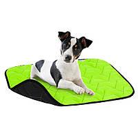 AiryVest подстилка для собак, салатово-черная