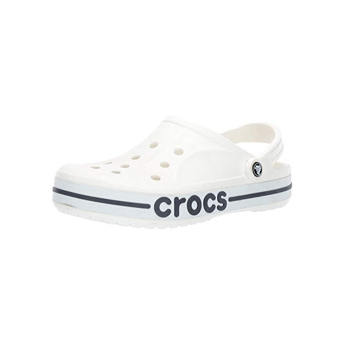 Кроксы летние Crocs Bayaband Clog белые 42 разм.