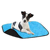 AiryVest подстилка для собак, голубая-черная