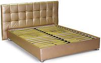 Кровать- подиум с изголовьем с пневматическим подъемным механизмом 4