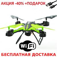 Квадрокоптер CH-202 Mat case c WiFi камерой Original size + зарядный USB-microUSB кабель