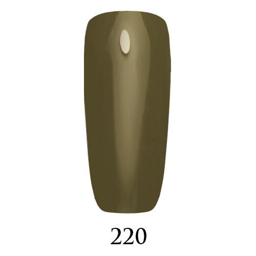 Adore Гель-лак 220 серый хаки 7,5 мл