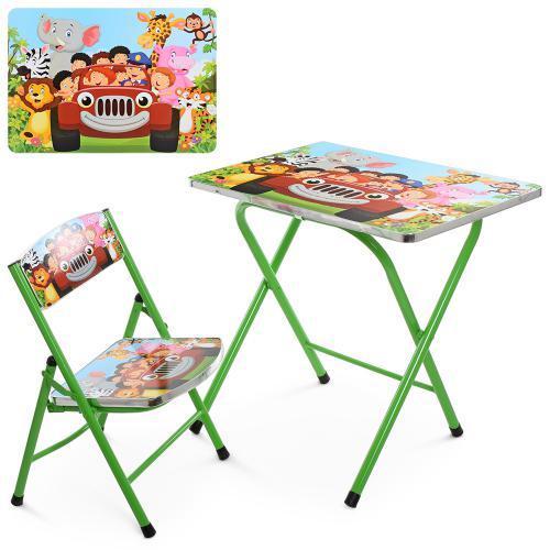 Детский столик складной Bambi A19-CA