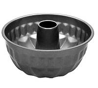 Форма для выпечки кекса с дыркой d22*11см Stenson MH-0048