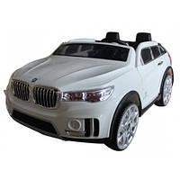 Детский электромобиль джип BMW X7 HA998, белый