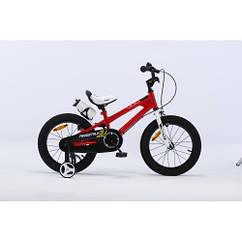 Детский велосипед Royal Baby Freestyle RB 12B-6, красный