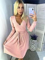Женское Платье с люрексом, фото 1
