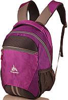 Детский красивый рюкзак для школы 20 л. Onepolar W1700-purple