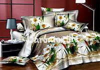 Комплект семейный постельного белья 3D Ranforce