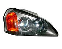 Фара правая Chevrolet Evanda -06 механический корректор (FPS). 96470092