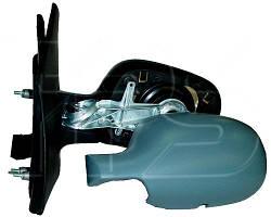 Зеркало правое электрическое с обогревом с датчиком температуры Renault Megane -02 (FPS)
