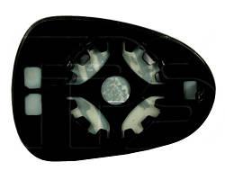 Вкладыш зеркала Seat Ibiza 09- левого с обогревом выпуклое (VIEW MAX). FP6206M13