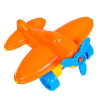 """Іграшка """"Літак Міні Технок"""" ,11.5х11х6.5 см, арт 5293"""