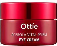 Крем для кожи вокруг глаз с экстрактом ацеролы Ottie Acerola Vital Prism Cream