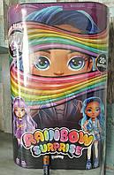 Кукла Пупси Фиолетовая или Голубая Леди Poopsie Rainbow Surprise Amethyst Rae, Blue Skye. Оригинал из США, фото 1