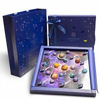 Оригинальный подарок для мужчин и девушек - Конфеты Космос