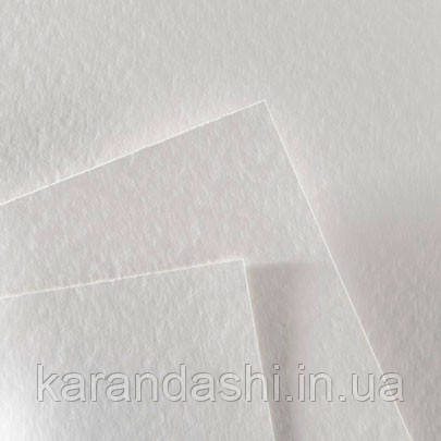 Бумага Canson Aquarelle Montval для акварели 300 гр, 50*65 см Целлюлоза 0801-102, фото 2