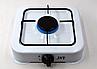 Газовая плита таганок D&T Smart 6001 на 1 конфорку, фото 4