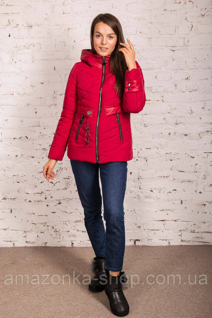Куртка женская на зиму сезон 2020 - (модель кт-680)